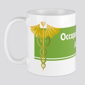 Occupational Therapy Assistants Care Mug