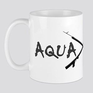 AQUA CULTURE SPEARGUNS GREY and BLACK Mug