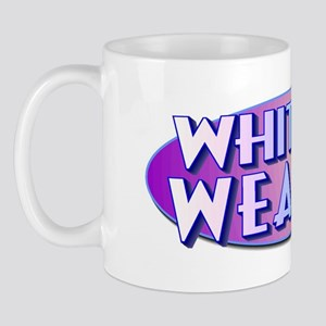 White & Weak 11oz Coffee Mug.