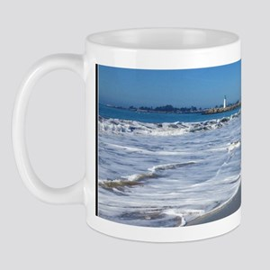 Twin Lakes Beaches @ Light House Mug