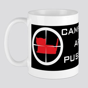 campers_sticker-black-fullbleed Mug