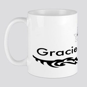 gracie tribal Mug