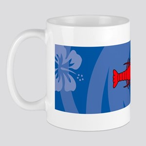 Lobster Car Magnet 10 x 3 Mug