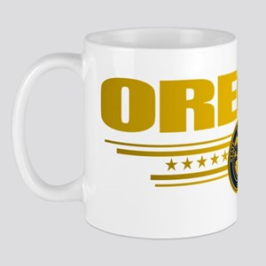 Oregon State Seal (F) Mug