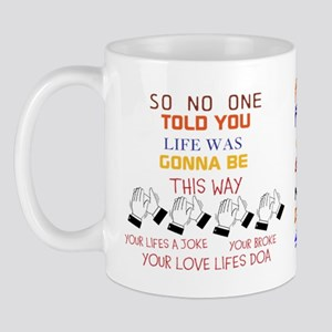 Friends Theme Song Mug