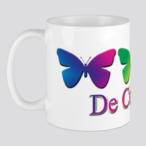 Butterfly DeColores Mug