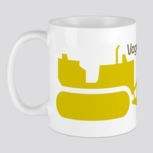 Hitchhiker - Vogon Construction - Mug