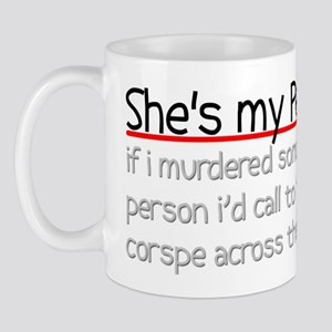 My Person Hat Mug