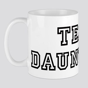 Team DAUNTLESS Mug