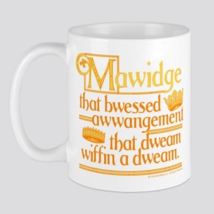 Princess Bride Mawidge Speech Mug