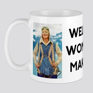 Well Behaved Women Mug