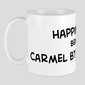Carmel by the Sea - Happiness Mug