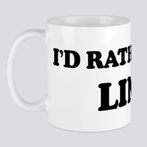 Rather be in Linyi Mug