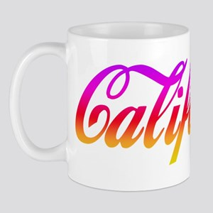 California Sunset Mug