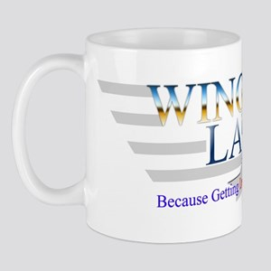 WingmanLaws Logo Mug