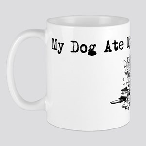 My Dog Ate My Lesson Plans Mug
