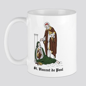 St. Vincent de Paul Mug