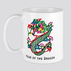Chinese Zodiac Dragon Mugs - CafePress