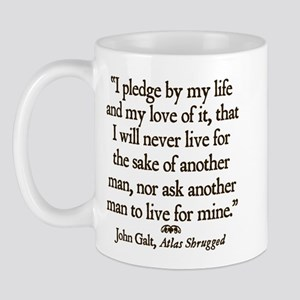 Galt Pledge Mug