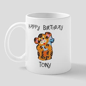 Happy Birthday Tony Gifts Cafepress