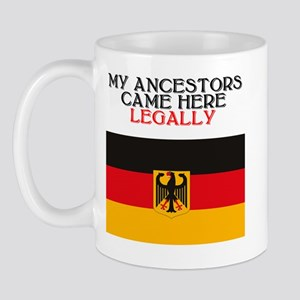 German Heritage Mug