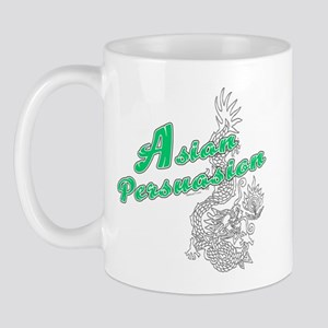 Asian Persuasion Mug