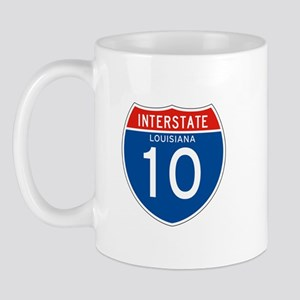 Interstate 10 - LA Mug