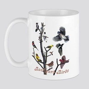 Backyard Birds Mug