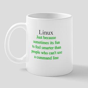 Linux Mugs - CafePress