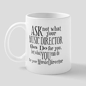 Musical Theatre Quotes Mugs - CafePress