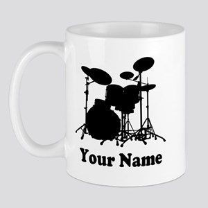 Personalized Drums Mug