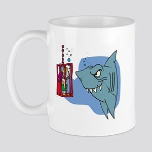 Here Fishy Fishy! Mug