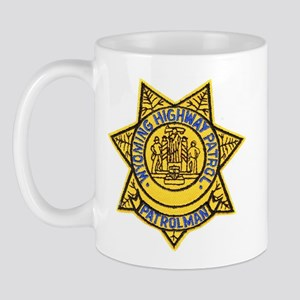 Wyoming Highway Patrol Mug