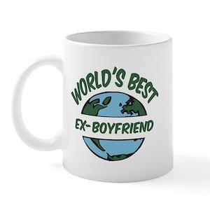 World's Best Ex-Boyfriend Mug