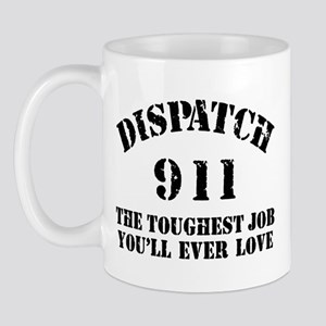 Tough Job 911 Mug