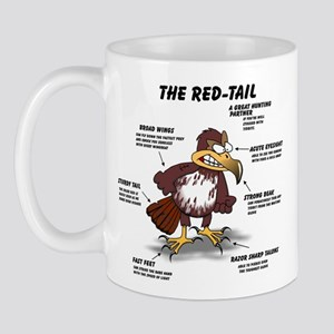 The Red-tail Mug