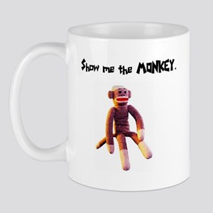 Sock Monkey Items Mug