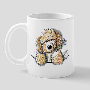 Doodle Dog Mugs - CafePress