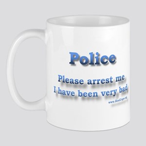 Please arrest me Mug