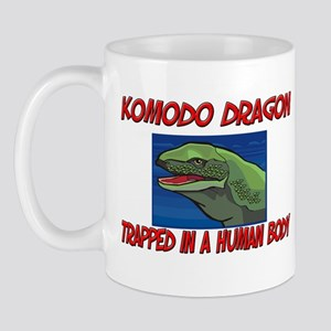 Cool Facts About Komodo Dragons Mugs - CafePress