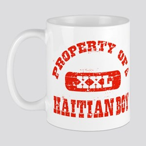 Property of a Haitian Boy Mug