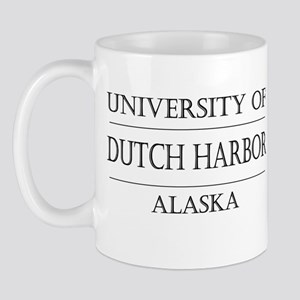 University of Dutch Harbor Mug