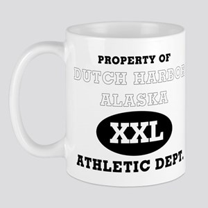 Dutch Harbor Athletic Dept. Mug