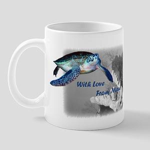 473e649518d Sea Turtles Rock T Sh Irt Drinkware - CafePress