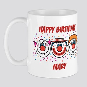 Happy Birthday Mary Gifts Cafepress
