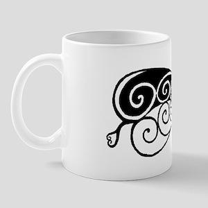 697f5612816 New Zealand Silver Fern Mugs - CafePress