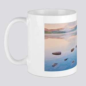 A Beautiful Sunrise On Rannoch Moor Mug