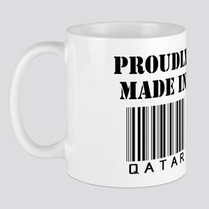 made in Qatar Mug