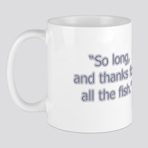 501d422e0 So Long And Thanks For All The Fish Gifts - CafePress