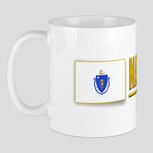 Massachusetts Native Son Mug